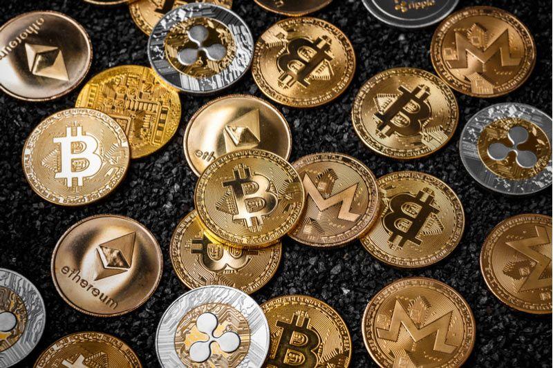 Криптовалюта Рипл подросла на 14%