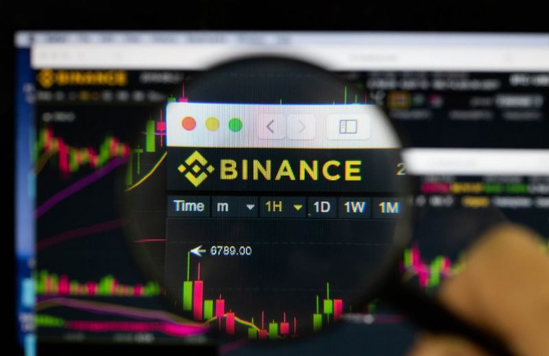 Binance удалит два токена со своей платформы