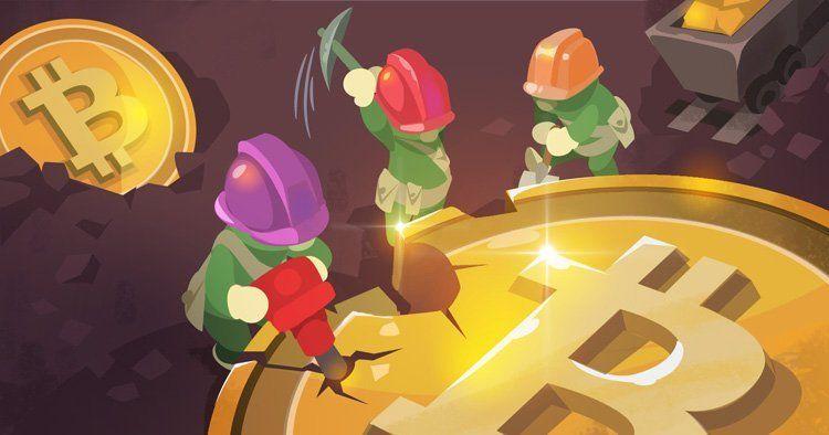 Доходы майнеров биткоина превысили дохалвинговые значения