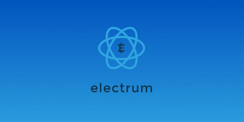 Вышла новая версия кошелька Electrum