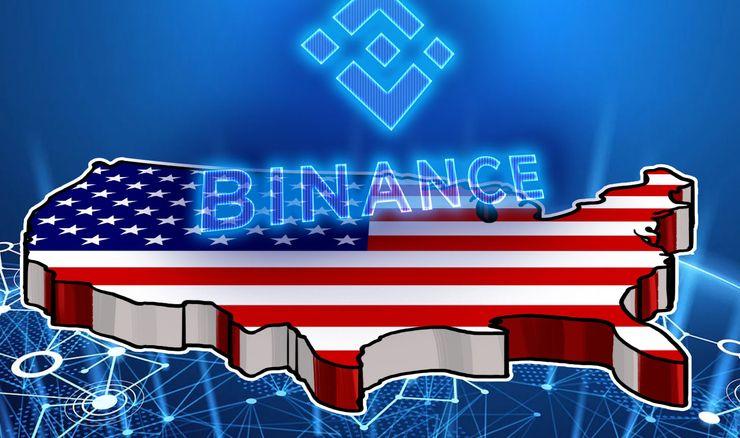 Binance начала блокировать учетные записи пользователей из США