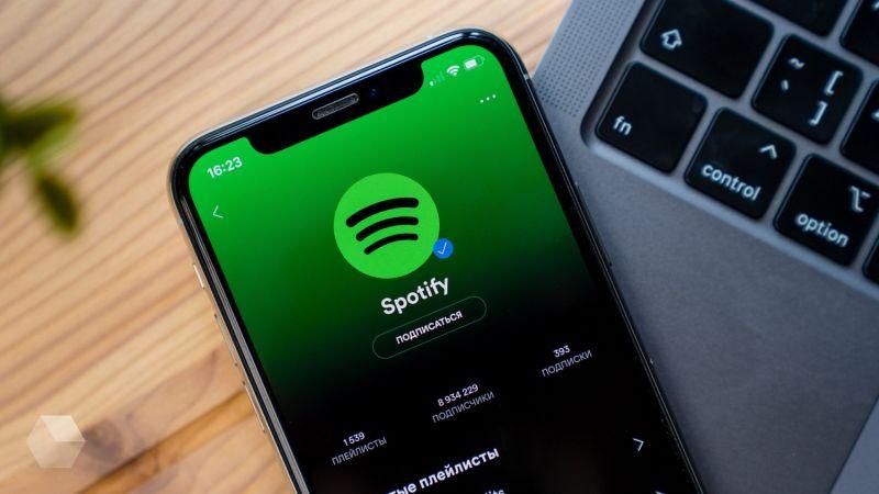 В Spotify вероятно может появиться поддержка криптовалют