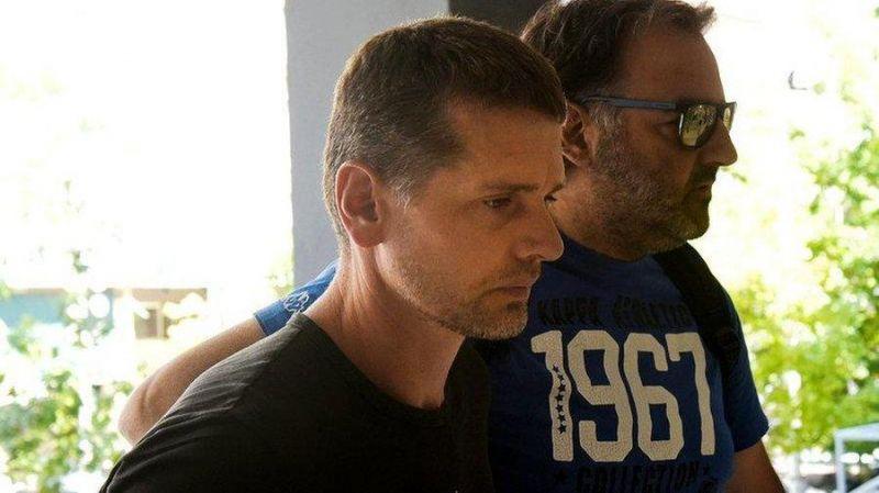 Парижский суд приговорил Александра Винника к пятилетнему заключению