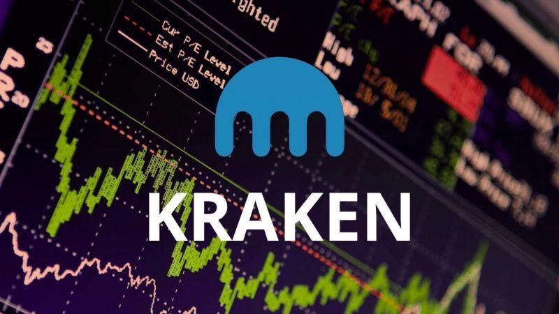 Kraken останавливает торговлю XRP для резидентов США
