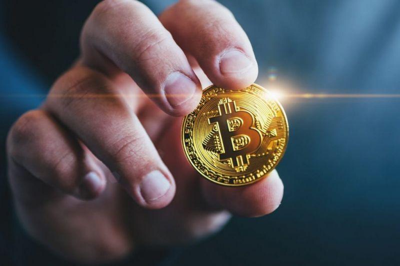 Интерес к биткоину поднялся до рекордных уровней