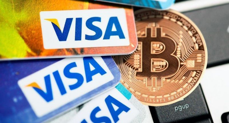 В Visa допустили расширение возможностей использования криптовалют