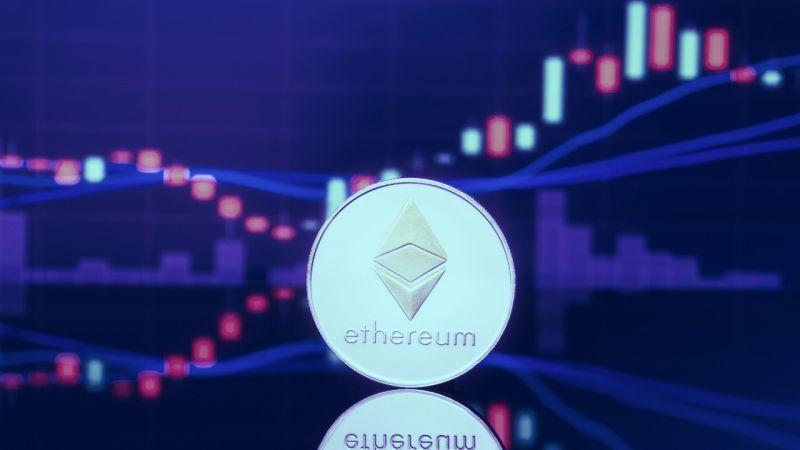 Суточный объем транзакций Ethereum превысил показатели биткоина
