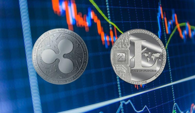 Litecoin обошел XRP по рыночной капитализации