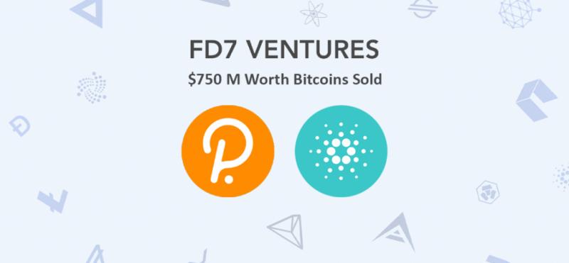 Фонд FD7 Ventures продает свои биткоины, чтобы купить Cardano и Polkadot