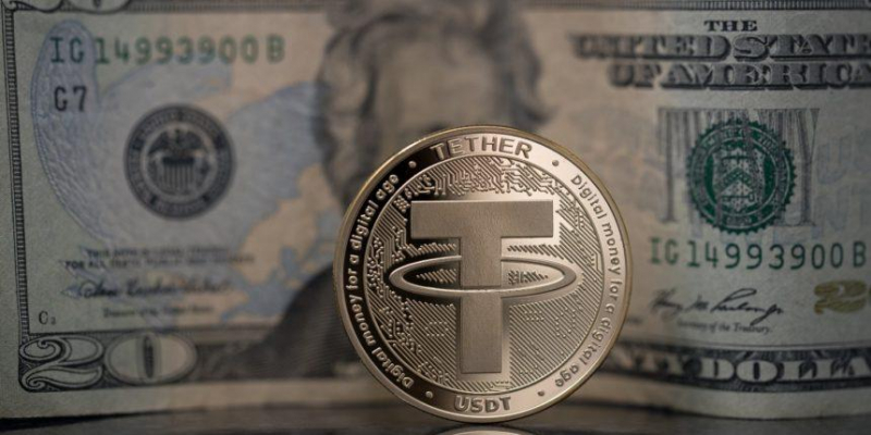 Капитализация Tether преодолела отметку в $30 млрд