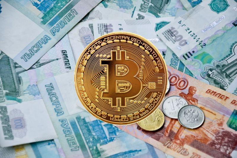 Биткоин опередил по капитализации российский рубль