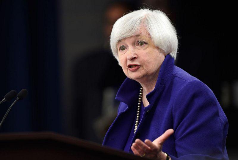 Министр финансов США критикует биткоин