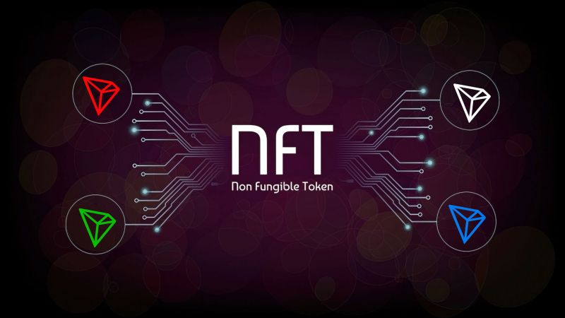 Разработчики Tron представили спецификацию TRC-721 для NFT