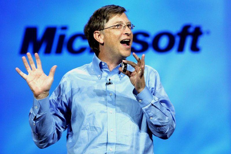 Билл Гейтс нашел очередной недостаток в биткоине