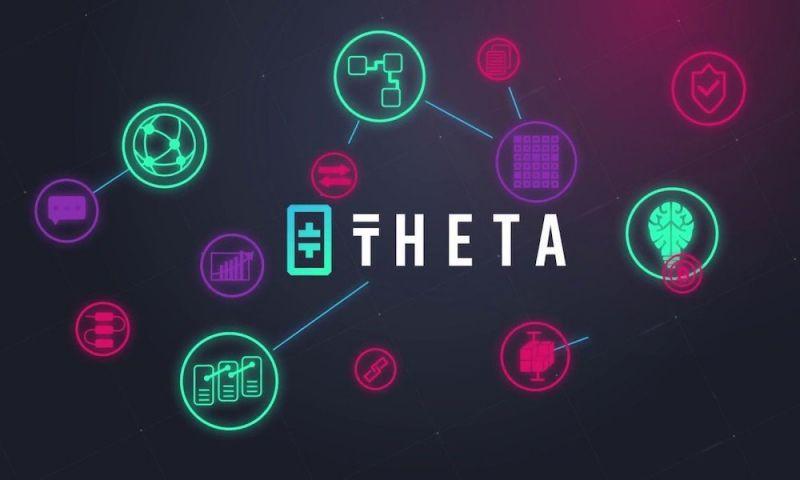Токен Theta Network поднялся на 10 строчку в топе криптоактивов