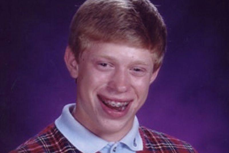 Мем «Bad Luck Brian» продан в виде NFT