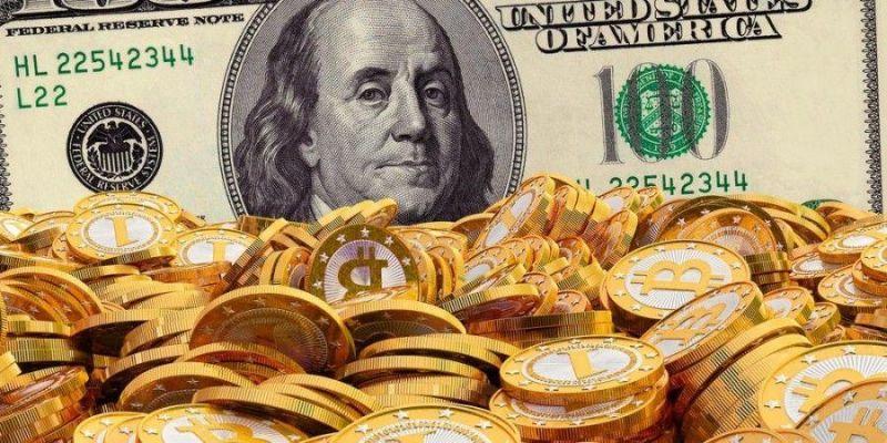 Американцы не торопятся вкладывать свои госвыплаты в биткоин
