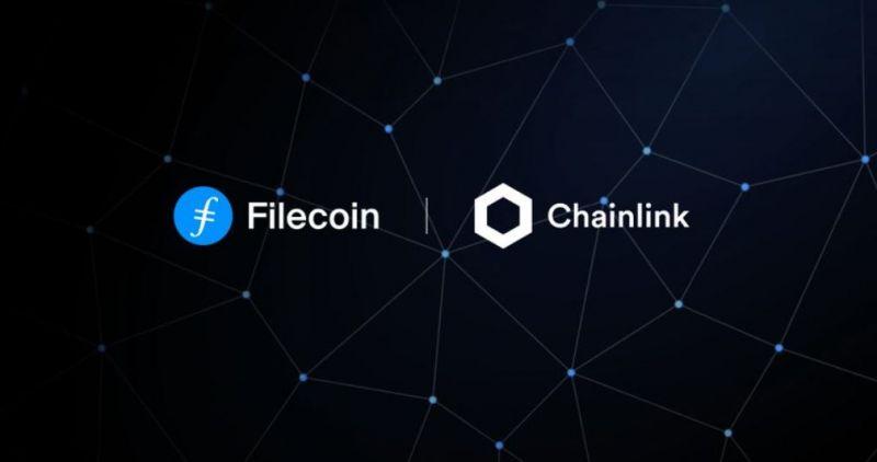 Оракулы Chainlink начали интегрировать в Filecoin