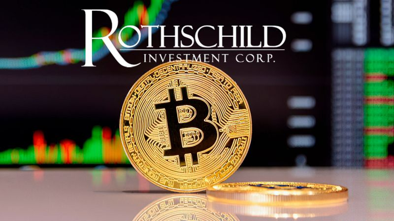 Rothschild Investment нарастила инвестиции в биткоин и заинтересовалась Ethereum