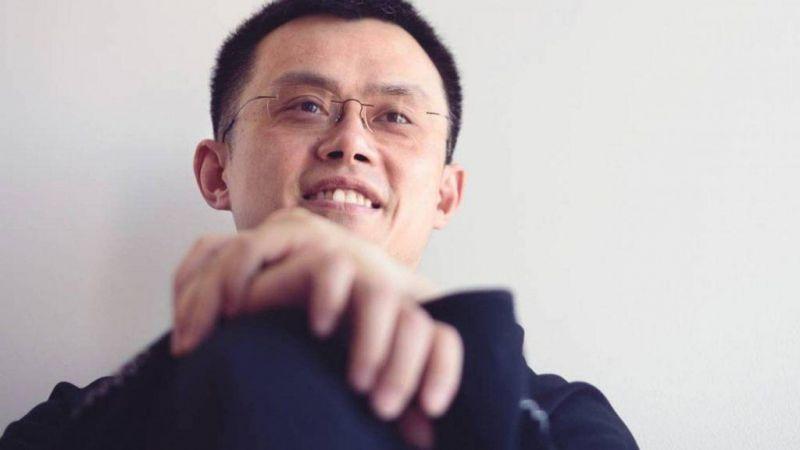 Чанпэн Чжао признался, что хранит почти все свои активы в криптовалюте