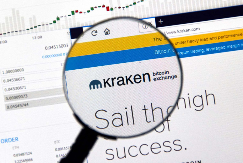 Налоговая США нацелилась на данные пользователей Kraken