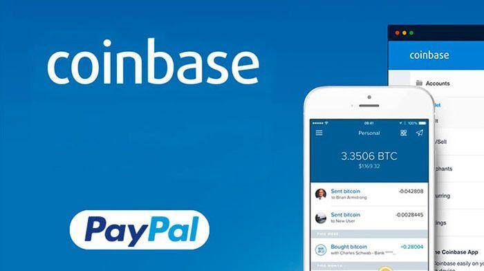Coinbase разрешила своим клиентам покупку криптовалюты с помощью PayPal