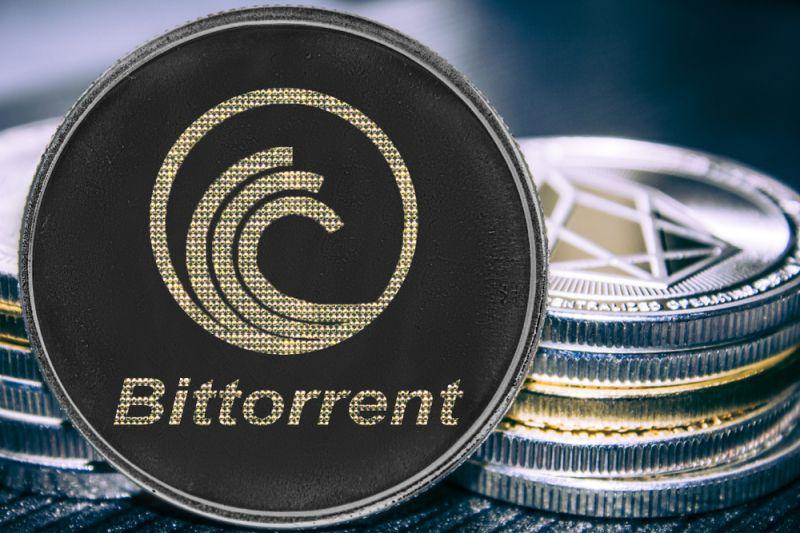 Токен BitTorrent смог ненадолго ворваться в топ-10