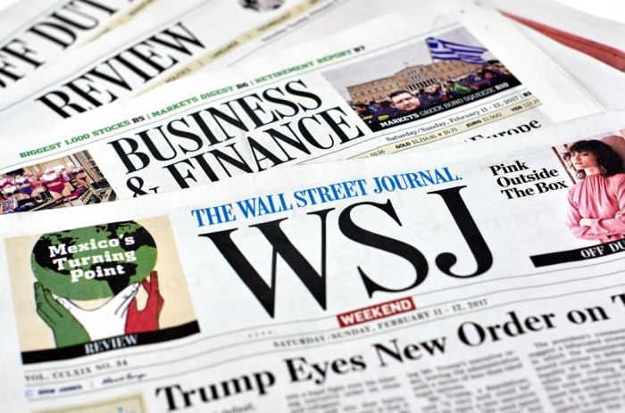 The Wall Street Journal встал на сторону Ripple