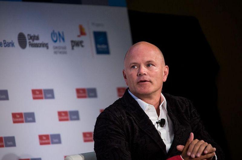 Galaxy Digital Майка Новограца планирует запуск биткоин-ETF