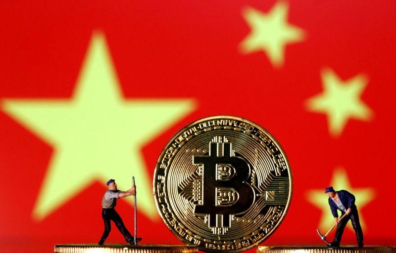 Хешрейт биткоина упал на 20% из-за проблем с электроэнергией в Китае