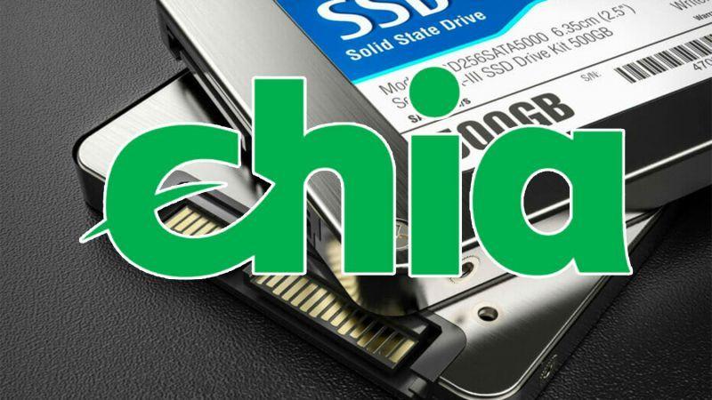 Исследование: Добыча Chia быстро убивает жесткие диски