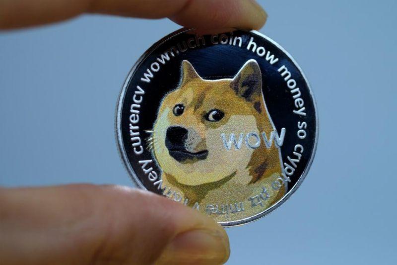 Dogecoin прибавил 20% за сутки после информации о грядущем листинге на Coinbase