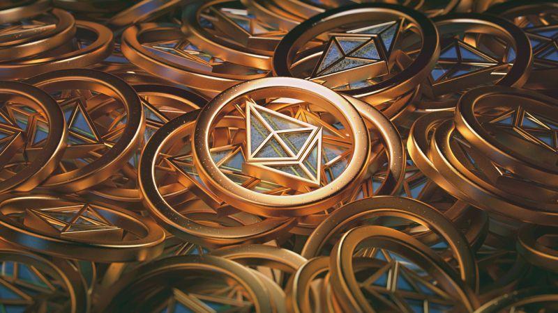На Kraken поступили 35 000 ETH от Ethereum Foundation перед падением рынка