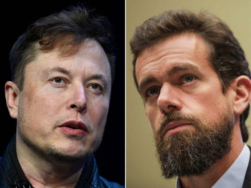 Илон Маск и Джек Дорси публично обсудят биткоин на криптоконференции в июле