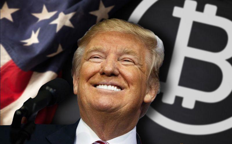 Дональд Трамп: Биткоин похож на скам