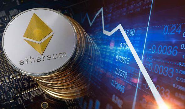 Аналитики Crypterium считают, что цена Ethereum может опустится до $1800
