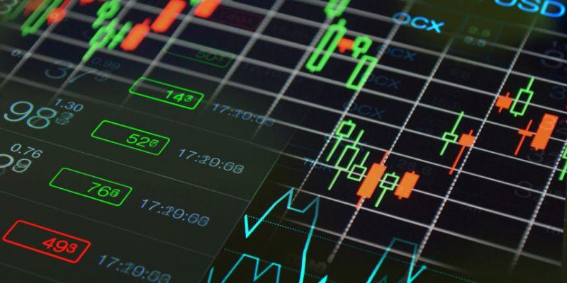 Торговые объемы криптовалют просели более чем на 50%