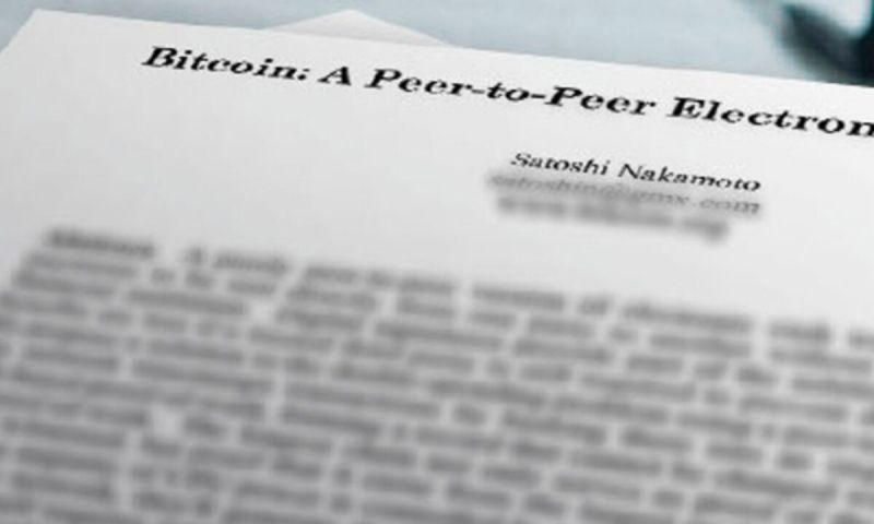 Bitcoin.org закрыл доступ к whitepaper биткоина
