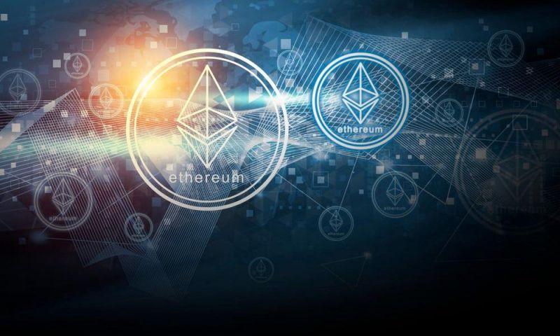 Объем транзакций в сети Ethereum опустился до минимальных значений с начала года