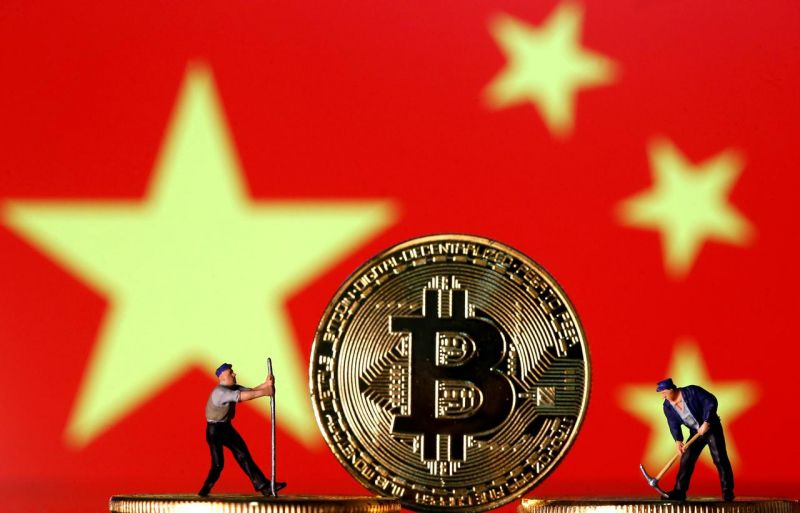 Ситуация в Китае сыграла на руку биткоину и мелким майнинг-пулам