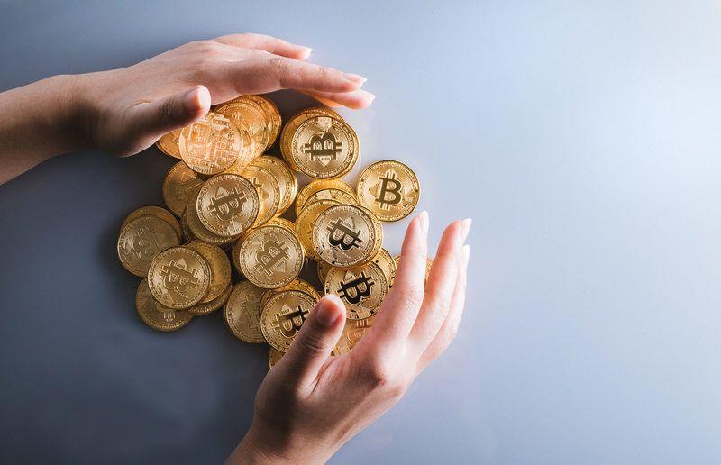 86% монет от общего количества BTC в обращении находятся в плюсе