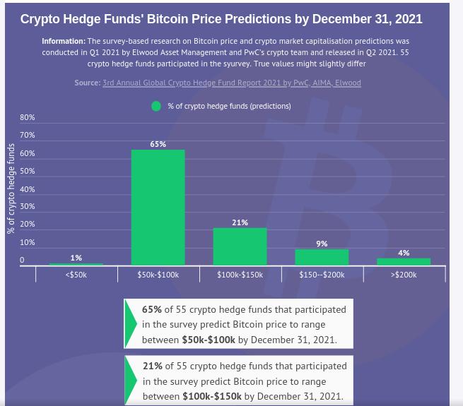 Crypto Parrot: К концу года биткоин будет стоить от $50 000 до $100 000