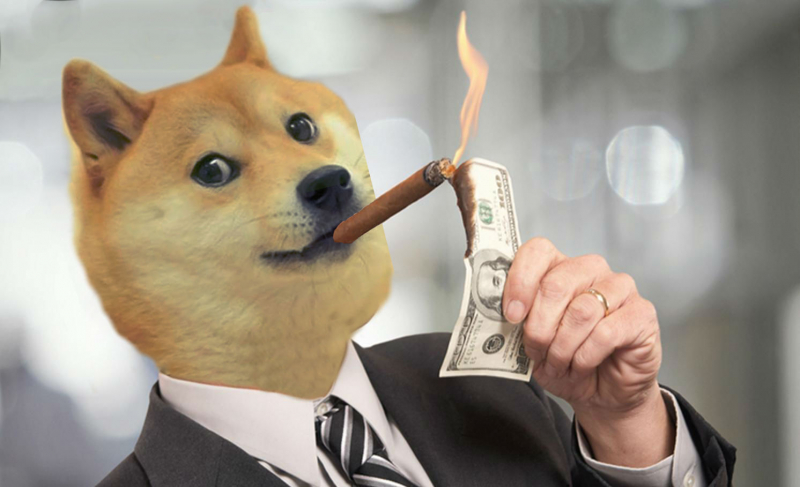 Один из Dogecoin-инвесторов вернул себе статус миллионера