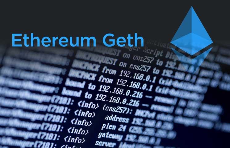 В основном клиенте Ethereum исправлен серьезный баг