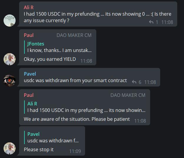У платформы DAO Maker украли более $7 млн
