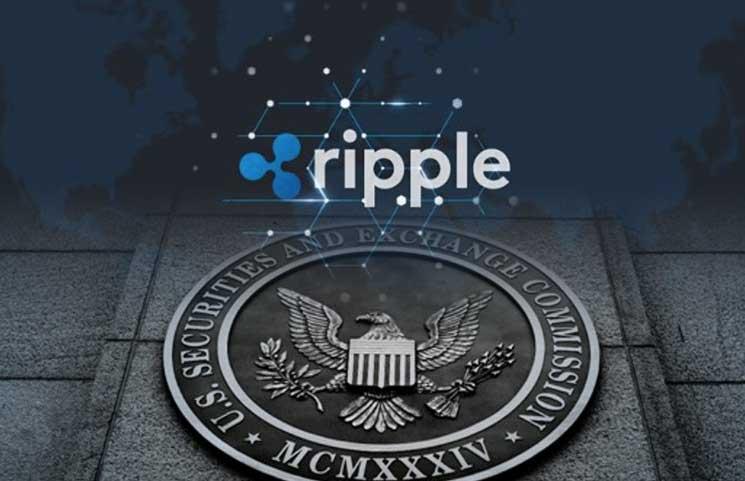 Ripple требует информацию об операциях работников SEC с криптовалютами