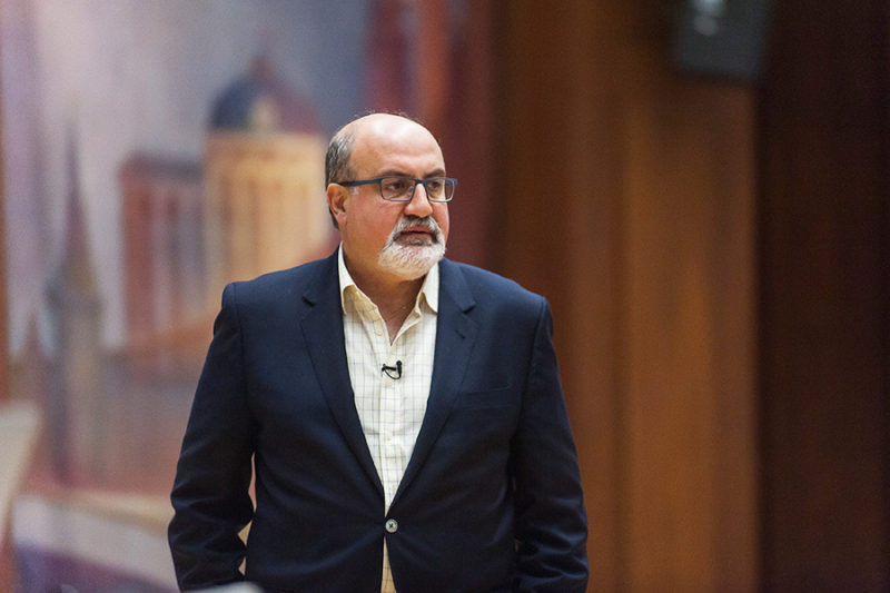 Нассим Талеб: Биткоин не подойдет для хеджирования рисков