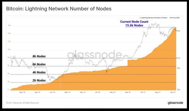 Число нод Lightning Network достигло рекордного уровня