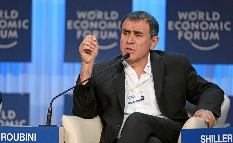 Нуриэль Рубини рассказал, почему криптовалюты могут подешеветь