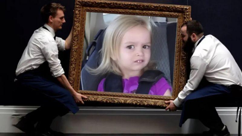 NFT-мем «Озадаченная Хлоя» купили за 25 ETH